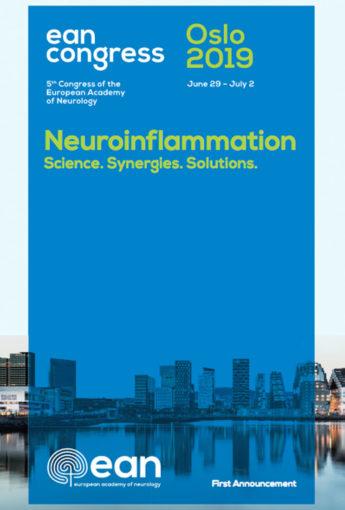 5th Congress of the European Academy of Neurology in Oslo