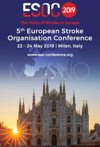 5th European Stroke Organisation Conference in Milan