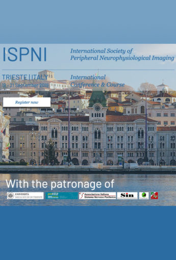 International Society of  Peripheral Neurophysiological Imaging 2019 in Trieste