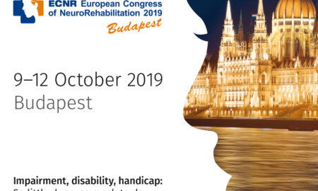 European Congress of NeuroRehabilitation 2019 in Budapest
